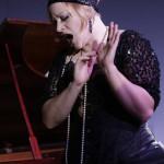 Sarah Hickethier im Konzert