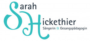 Logo der freiberuflichen Sängerin und Gesangspädagogin Sarah Hickethier